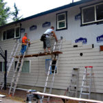 New siding replacement in Portland OR