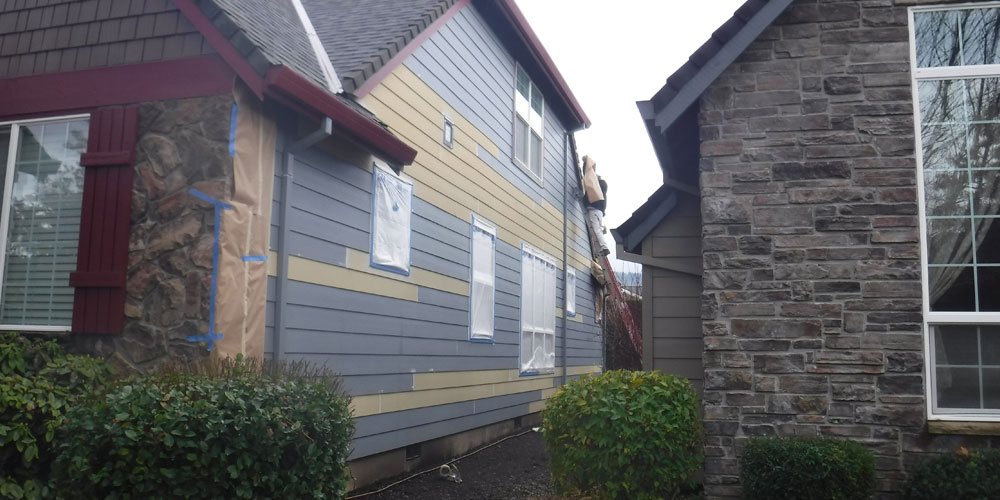 Exterior Home Painters