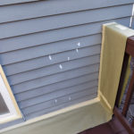 deck masking details for exterior painting