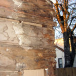 dry rot siding repair