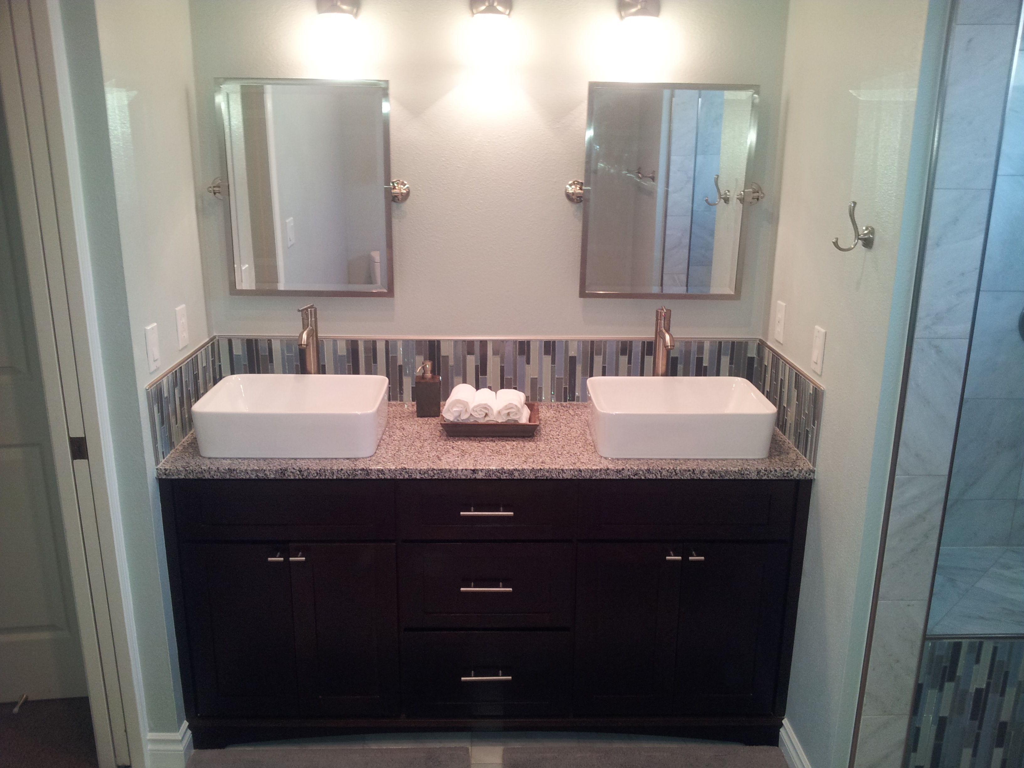 Fabulous Bathroom Remodel Portland Sfw Construction Llc Home Interior And Landscaping Ologienasavecom