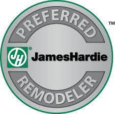 James Hardie Prefered Remodeler