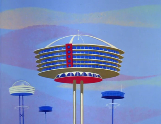 The Jetsons a modern home