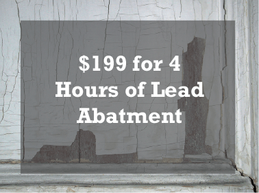Lead Paint Removal Portland