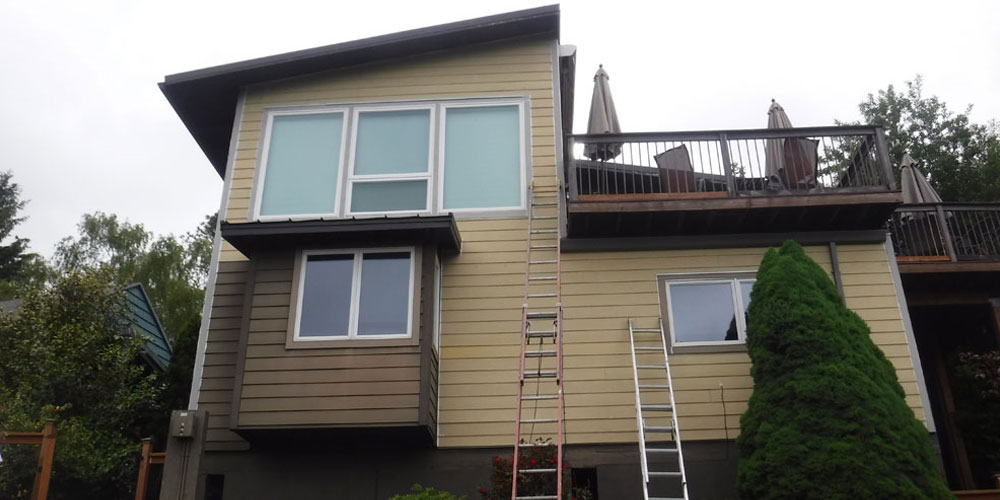 Exterior Paint Checkup