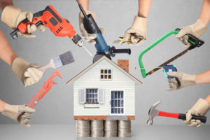 Home repair financing by SFW Construction.