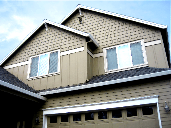 House painting in the pacific northwest