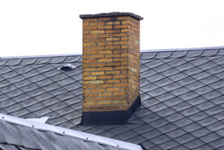 Chimney reinforcement and removal. SFW Construction LLC.