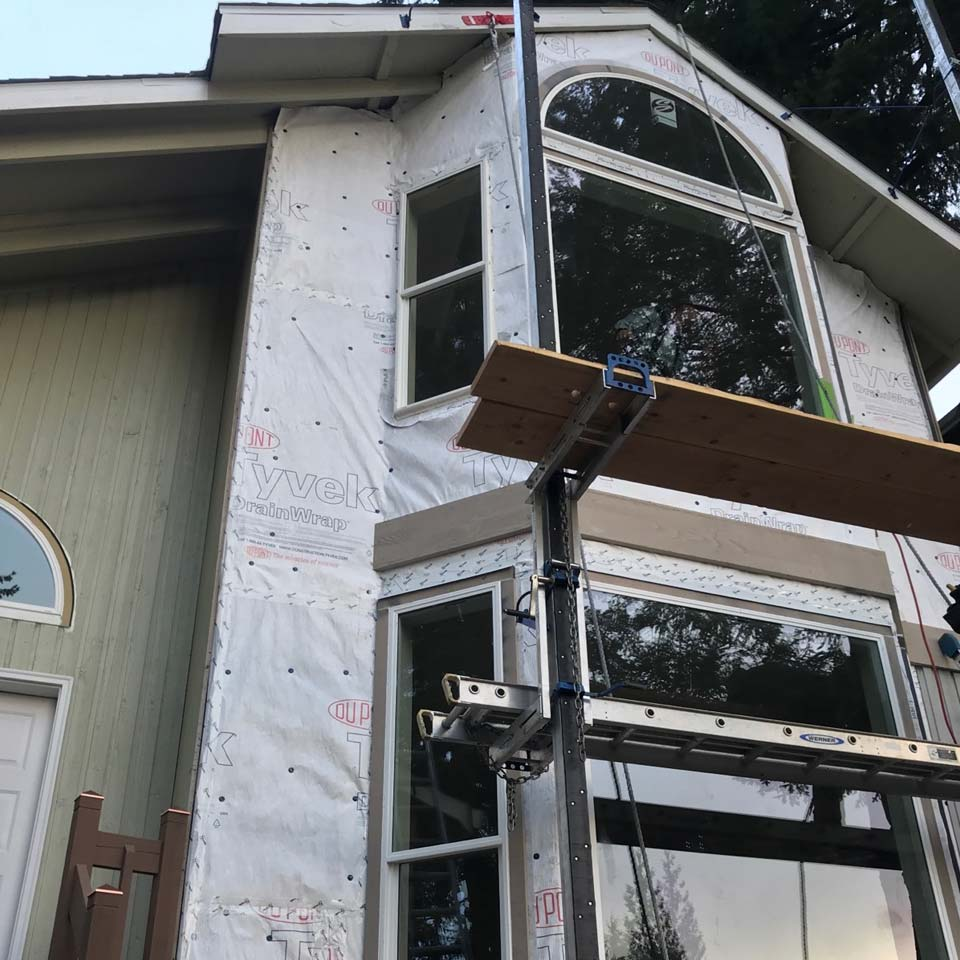 Siding Repair Bellevue