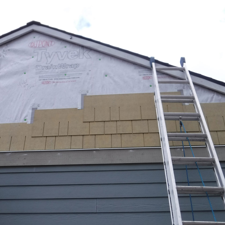 Siding Repair Bothell