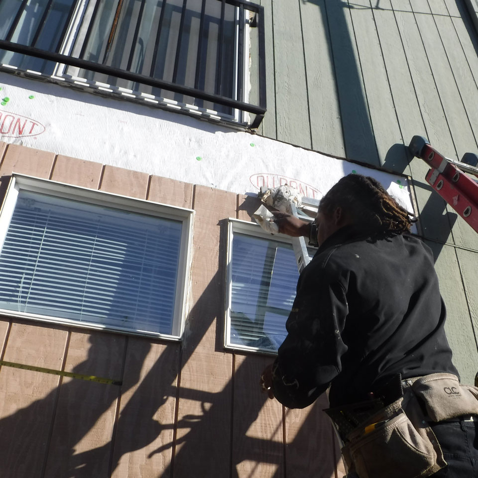 Siding Repair Gresham