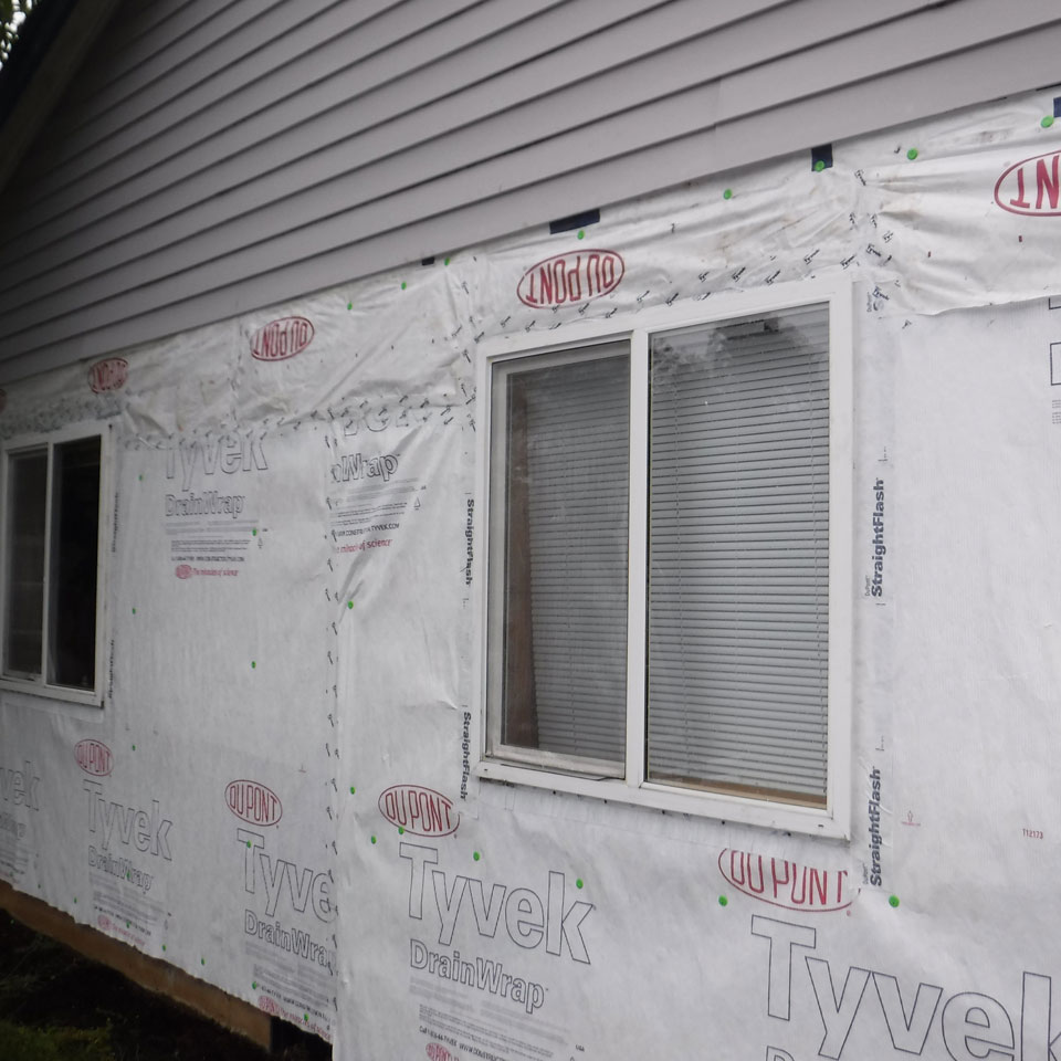 Siding Repair Lake Forest Park