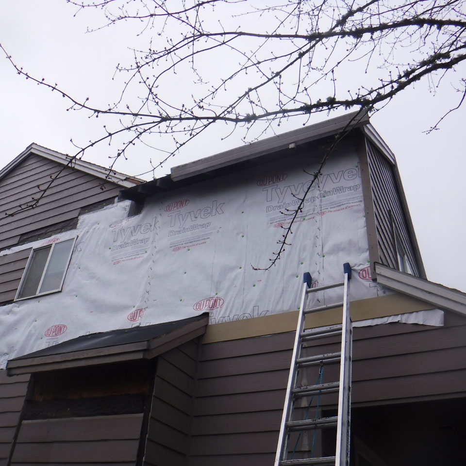 Siding Repair Newcastle