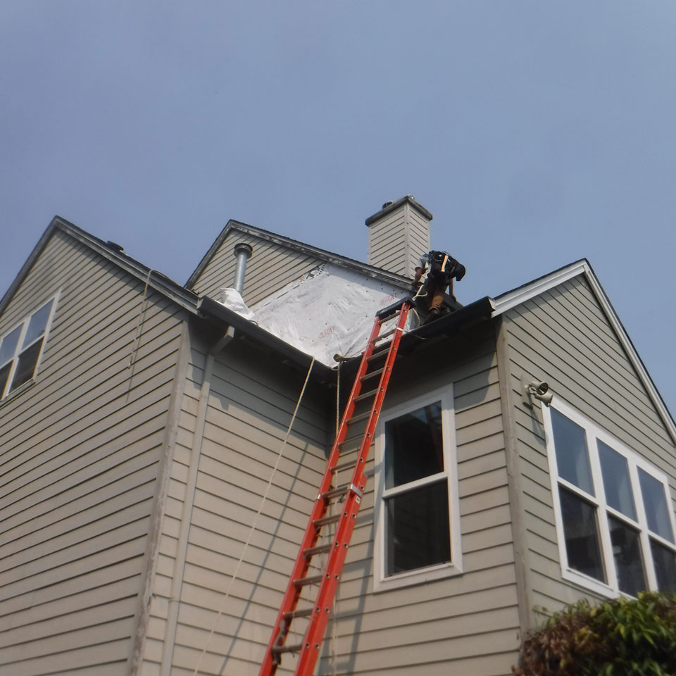 Redmond Siding Repair
