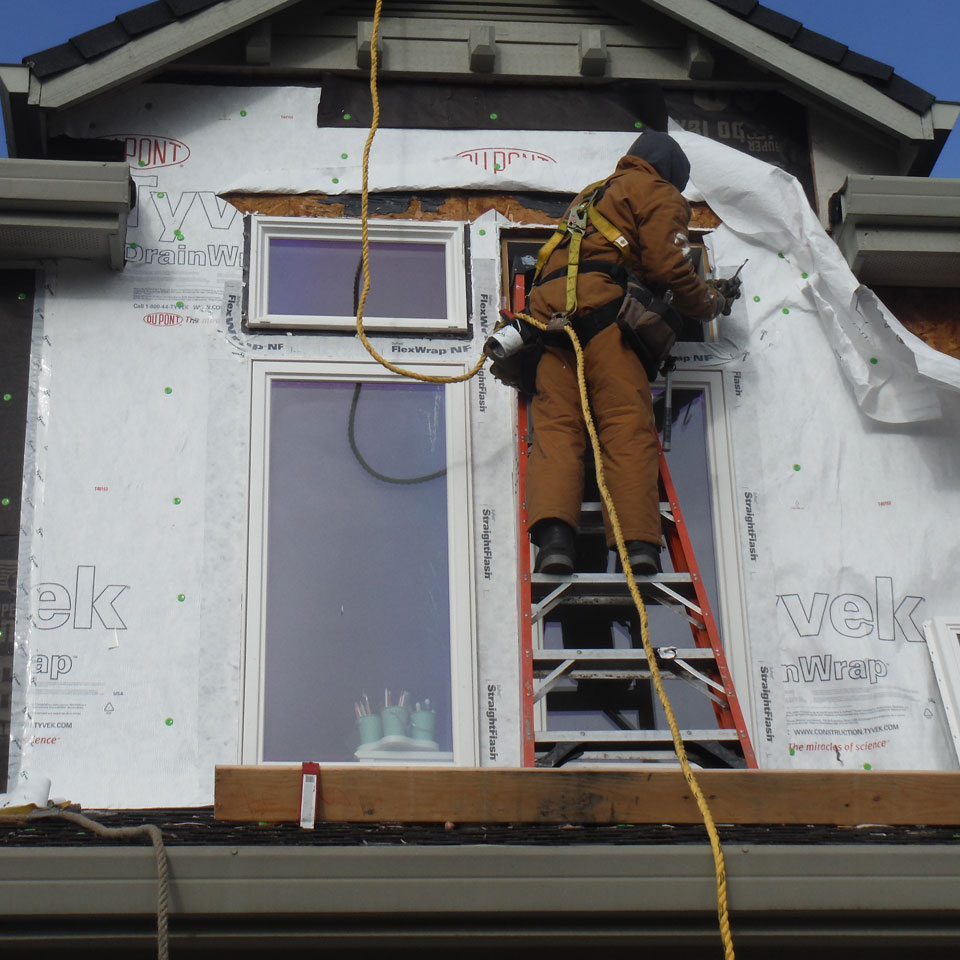Siding Repair Tacoma