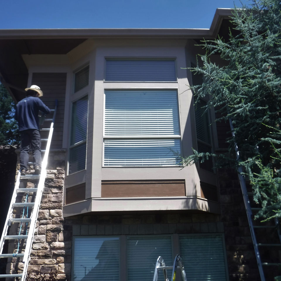 Siding Repair Woodinville