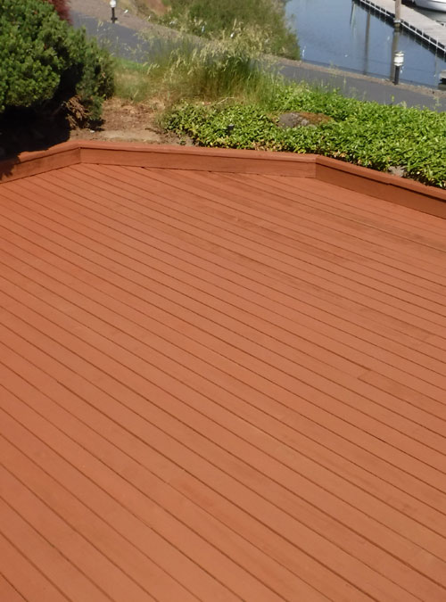Portland and Seattle Deck Repair