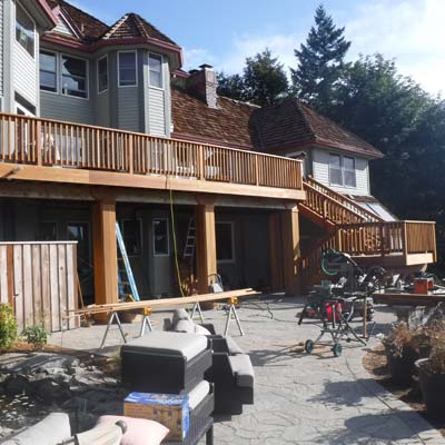 Deck Repair Seattle