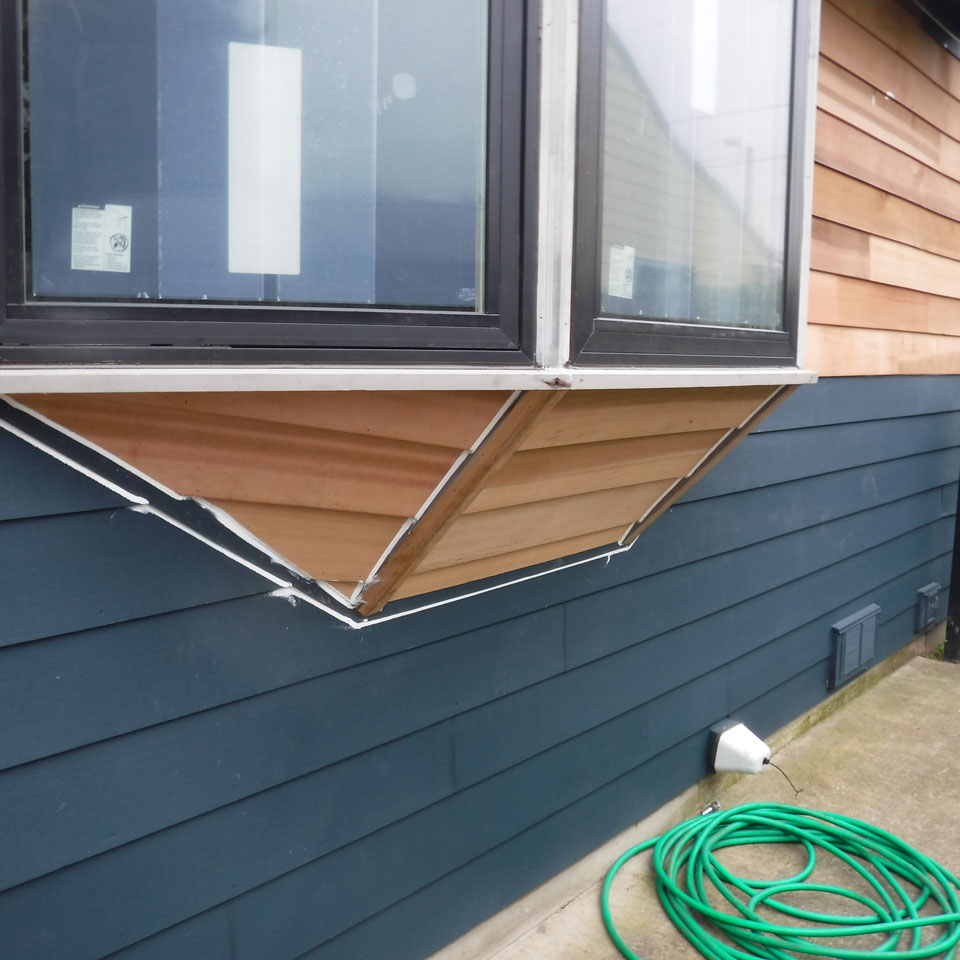 Siding Repair Beaverton