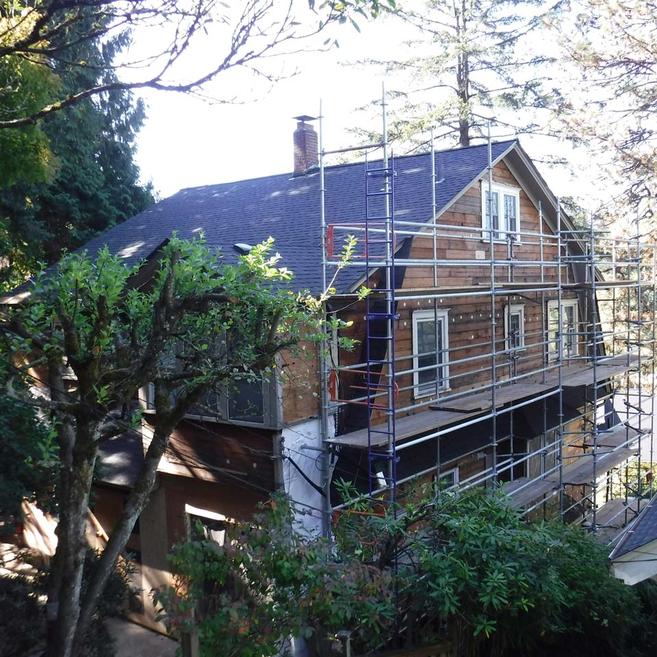 Siding And Structure Repair