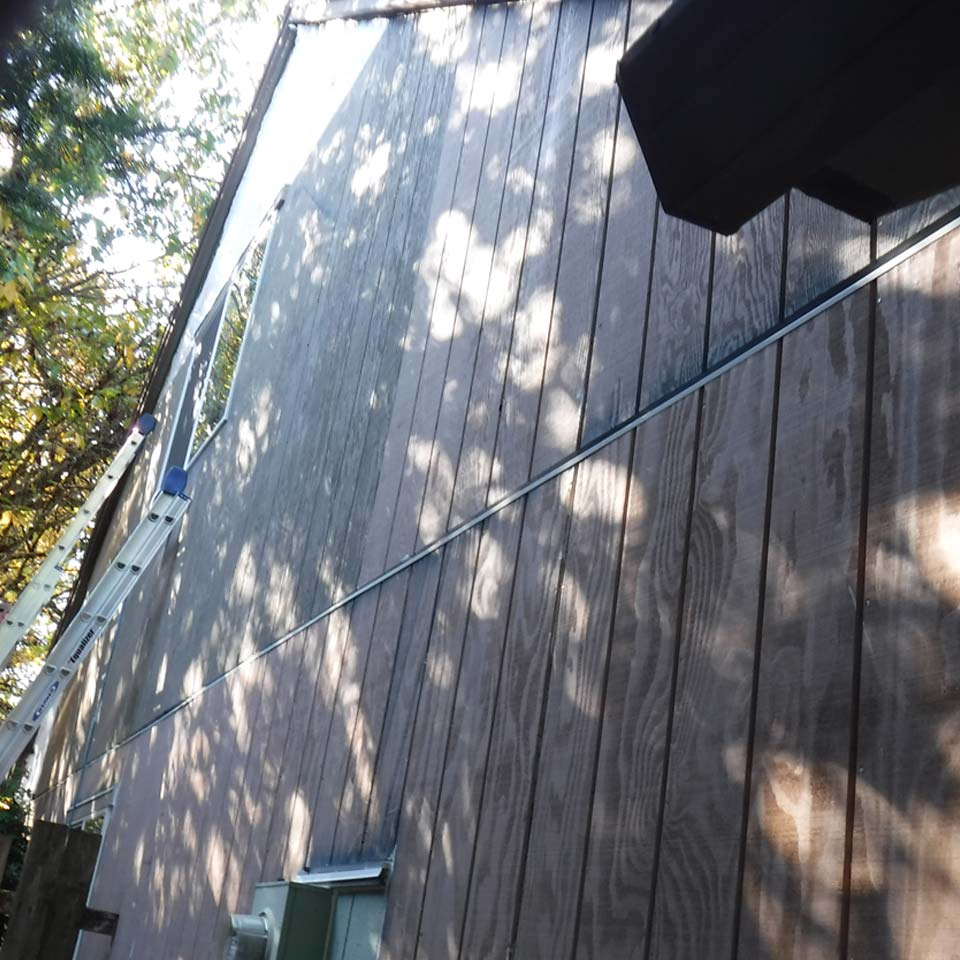 Repair Siding On Side Of The House