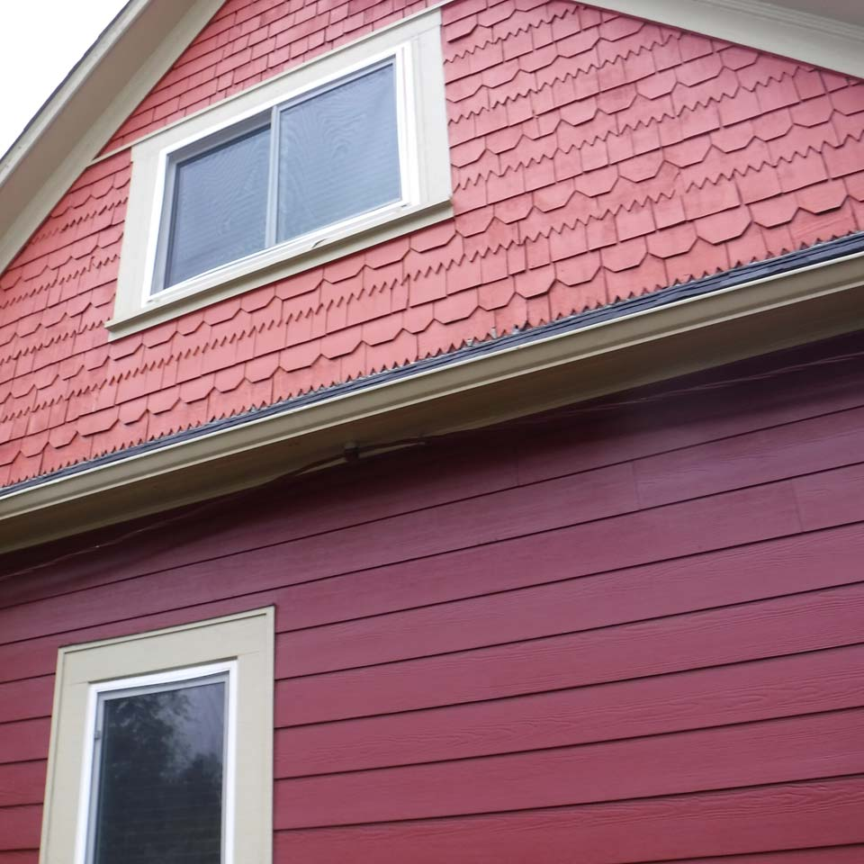 Fancy Siding Repair
