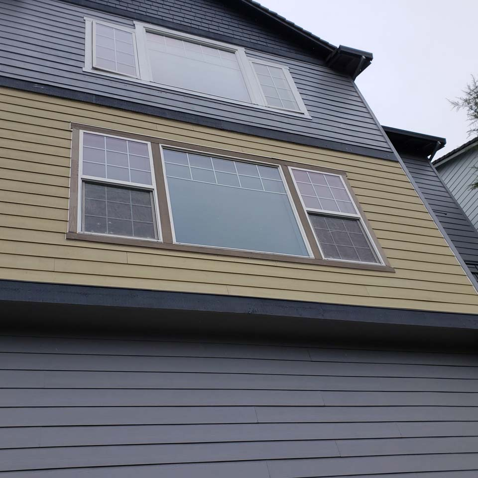 Targeted Siding Repair