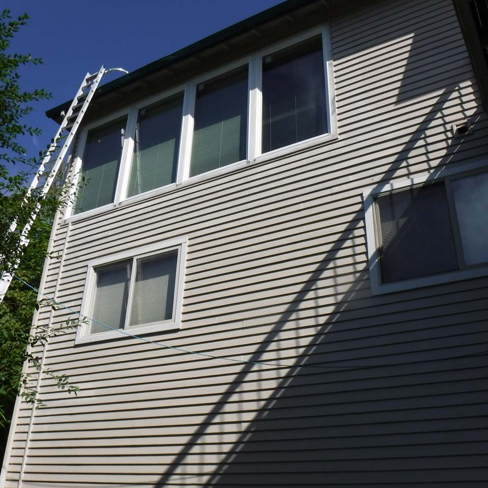 Siding Repair Around Windows