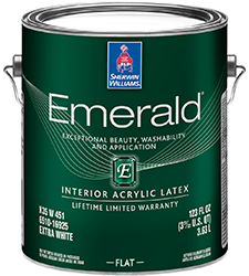 Sherwin Williams (Emerald)