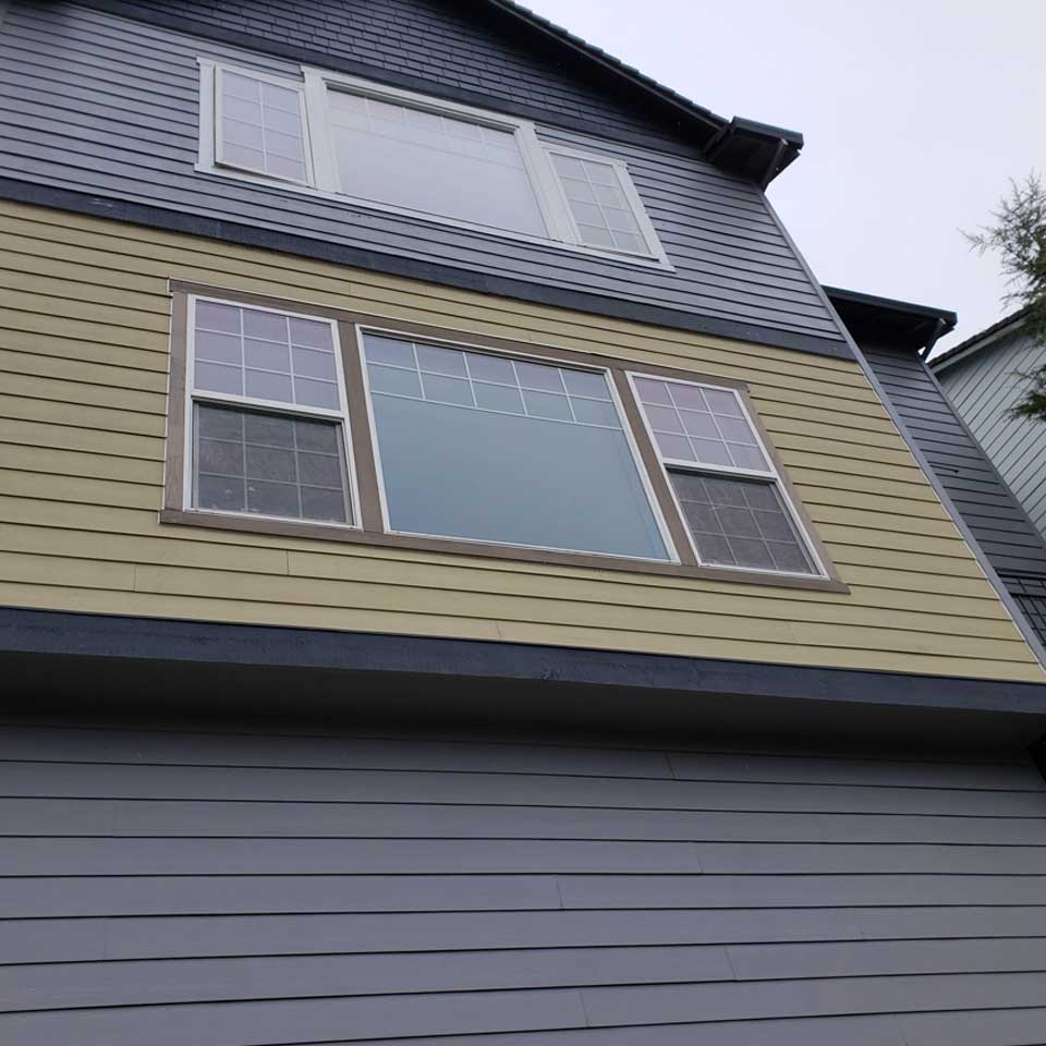 Multi Family Exterior Siding Repair