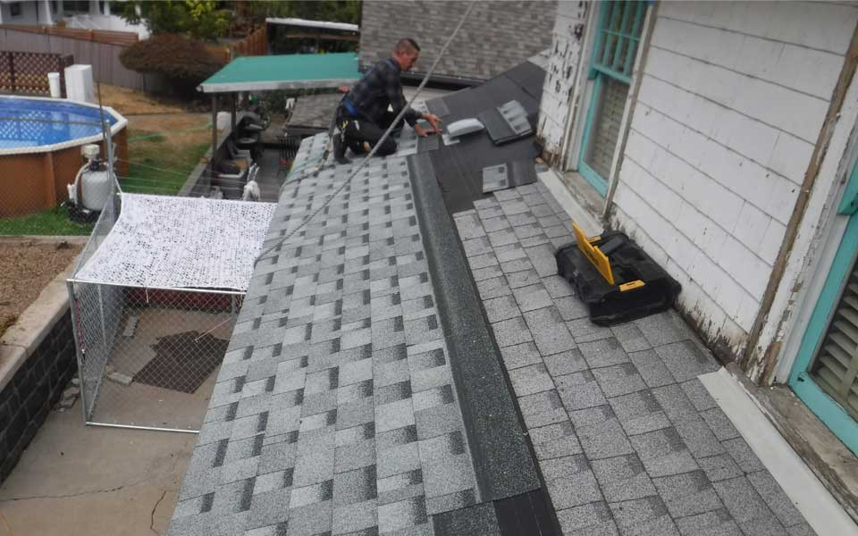 Historical Home Roof Repair