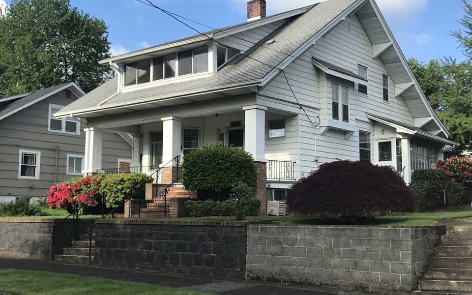 Portland Historical Home Restoration Targeted Repairs