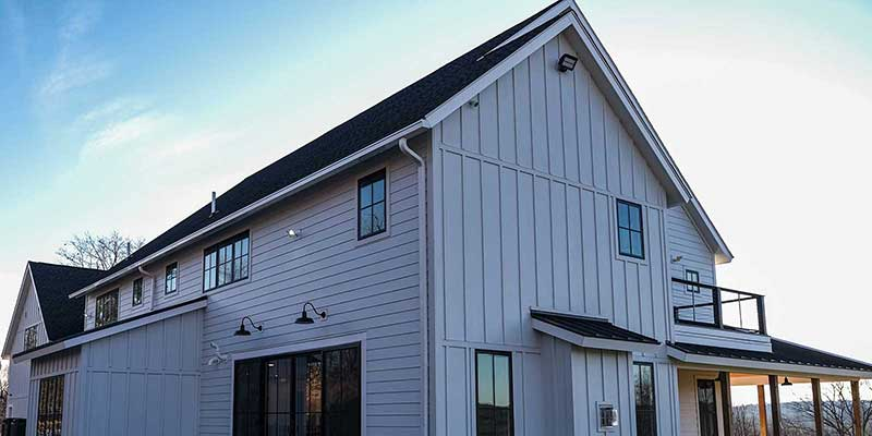 James Hardie Siding Replacement