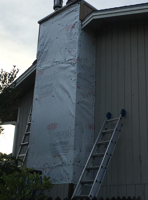 Portland Chimney Chase Repair