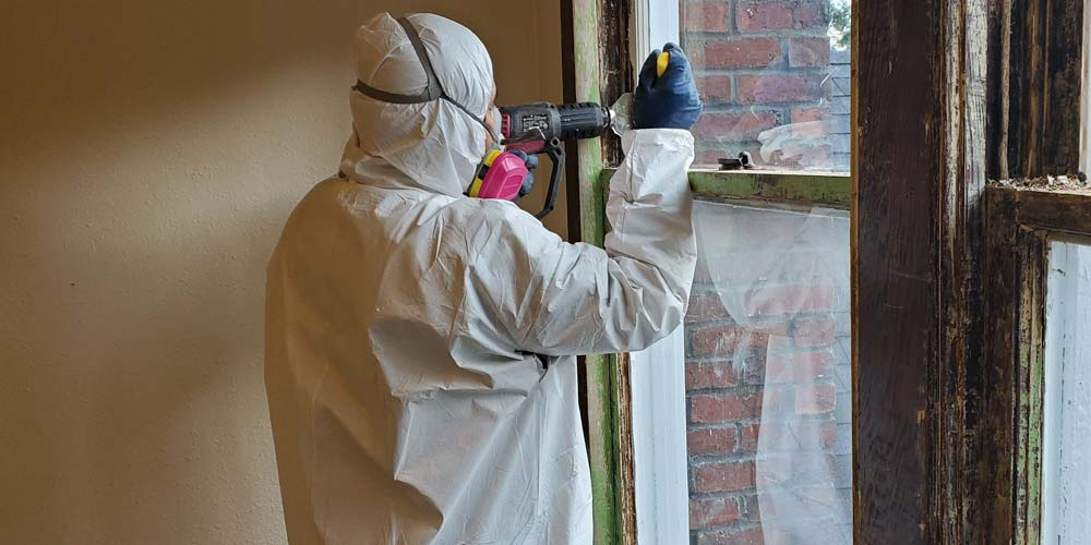 Seattle Lead Paint Removal Contractor