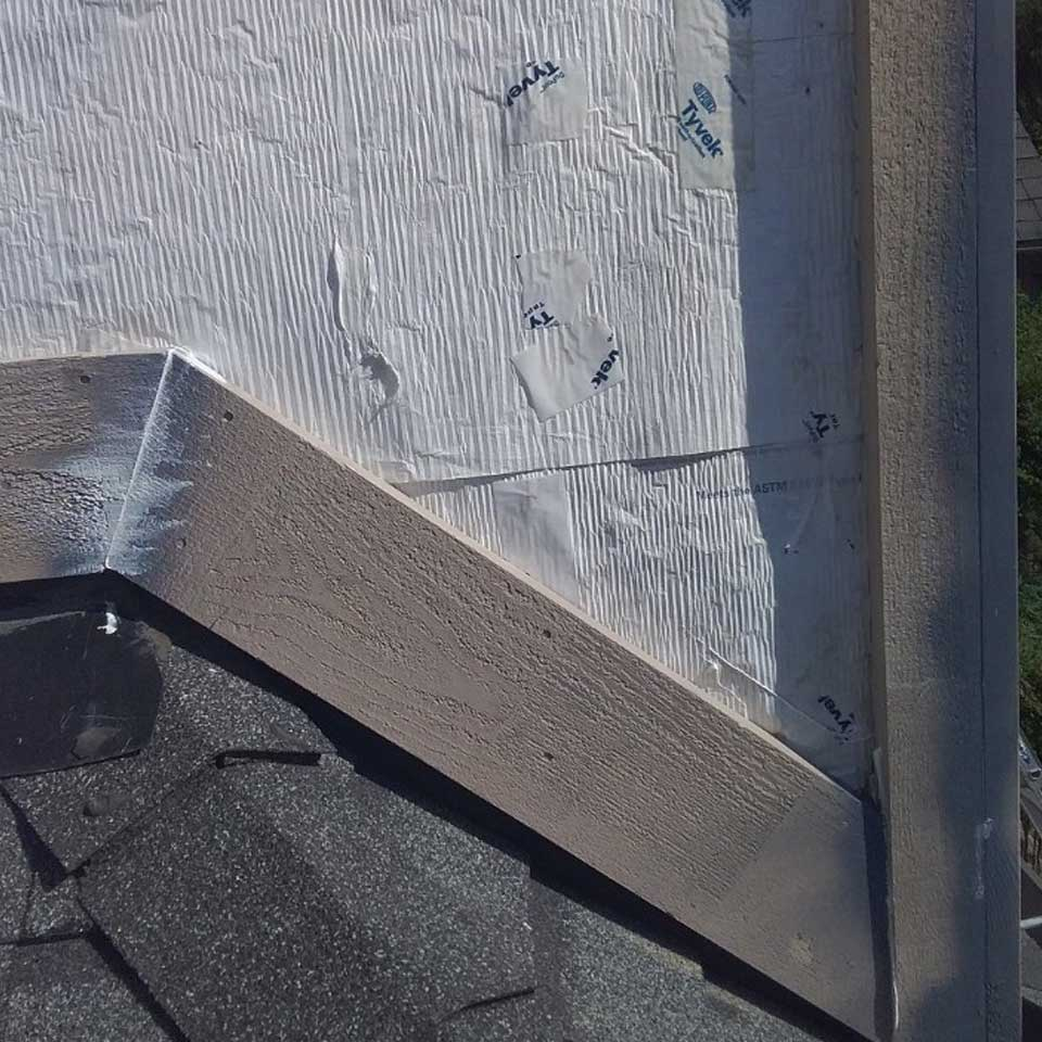 Trim And Fascia Repair
