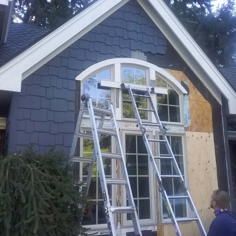 Portland Oregon Siding Repair Contractor